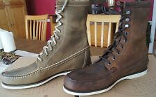 """Timberland Men's Heritage Handsewn Boots - Leather 8"""" shaft - NEW!"""