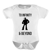 Buzz Lightyear - Toy Story Inspired Baby Vest
