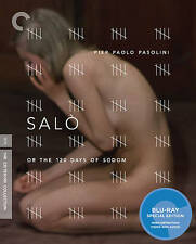 BONACELLI,PAOLO-SALO OR 120 DAYS OF SODOM  Blu-Ray Criterion Collection