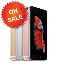 NEW APPLE IPHONE 6S 16GB GSM UNLOCKED SMARTPHONE ROSE GOLD SILVER SPACE GRAY