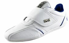 GIO GOI CHESTER WHITE TRAINERS RRP £49.99 SAVE 75% OFF - FREE DELIVERY