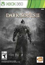 DARK SOULS II XBOX 360 GAME  BRAND NEW - IN STOCK - FACTORY SEALED