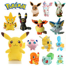 Rare Pokemon Pikachu Collectible Plush Character Soft Toy Pocket Monster Gift