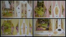 Flower Soft - 3D Picture Window Card Topper Summer 2 Garden 4 to choose from NEW