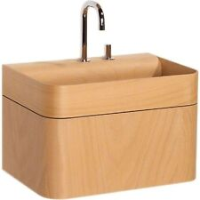 Whitehaus AEC55N Aeri Wood Large Drawer For Washbasins Natural Wood