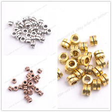FREE SHIP Tibetan Silver Charms Spacer Beads Jewelry Findings 4.5x5MM 3140