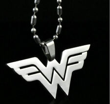 Wonder Woman Necklace - Rope or Chain Necklace