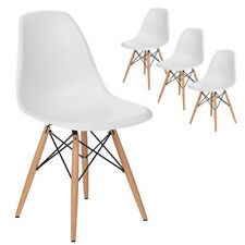 NEW Milan Direct Eames Replica DSW Dining Side Chairs