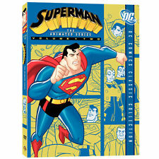 Superman: The Animated Series - Vol. 2 (DVD, 2005, 2-Disc Set) FREE SHIPPING!