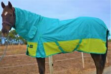 RUMANI 1200D 200G Fill Winter Waterproof Breathable TURNOUT Mini HORSE RUG COMBO