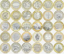 Rare & Valuable UK Two £2 Pound Coins Collect Commonwealth Games , Shakespeare