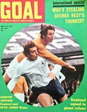 GOAL Football Magazine Cover Picture - VARIOUS (Lot 02)