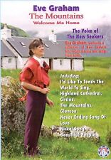 EVE GRAHAM THE VOICE OF THE NEW SEEKERS DVD THE MOUNTAINS WELCOME ME HOME