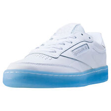 Reebok Club C 85 Ice Mens Trainers White Blue New Shoes