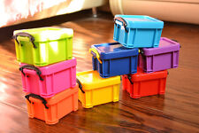 Creative Compartment Tool Box Plastic Craft Beads Candy Colors Storage Organizer