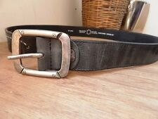 Genuine Leather Classic Mens Belt Casual Real Buckle Trouser Jeans Fashion India