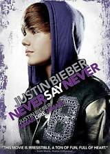 Justin Bieber: Never Say Never by Justin Bieber