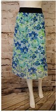 LuLaRoe Lola Skirt Water Color Floral Pattern (XL) NWT