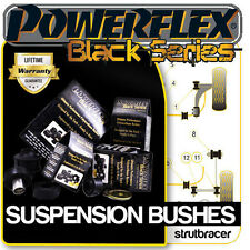 Vauxhall / Opel Astra MK4 (G) 98-04 inc GSI Turbo POWERFLEX BLACK SERIES BUSHES