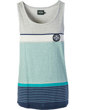 Rip Curl Rapture Tank Sleeveless T-Shirt in Cement Marl