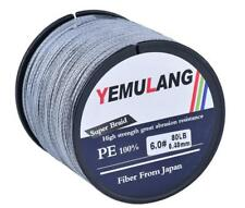 500M Braided Line Super Strong Dyneema Spectra 100% PE Extreme Sea Fishing Line