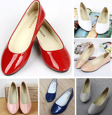 Women Lady Shoes Ballet Flats Plus Size 42 Casual Low Heel Shoes Womens Loafers