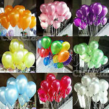 20/50/100Pcs Wholesale Latex Large Helium Balloons Party Birthday Wedding Decor