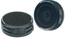 POWER ACOUSTIK TWEETERS (Sold in pairs) 200 WATT2-WAY MOUNT; BUILT-IN XOVER NB1