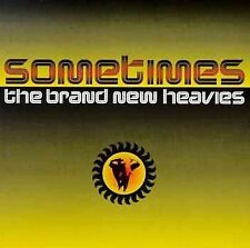 Sometimes 1997 by The Brand New Heavies  Artist  *NO CASE DISC ONLY*