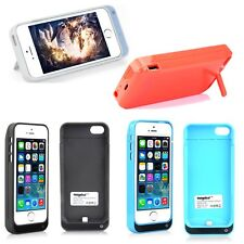 Portable Charger External Power Bank Backup Battery Case for iPhone 5 5S SE UK
