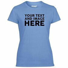 Custom Printed Personalised Ladies T-Shirts Birthday or Hen Party