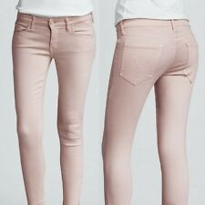 NWT Mother Denim The Looker Back In a Flash Mid-Rise Skinny Jean – Tutu Pink