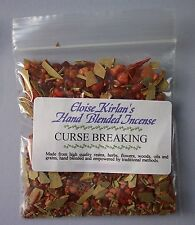 CURSE BREAKING Hand Blended Grain Incense PAGAN WICCAN SPELL RITUAL