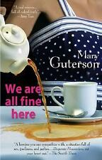 We Are All Fine Here, Guterson, Mary, Good Book (PAPERBACK)