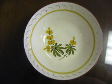 "Stangl Golden Blossom Hand Painted Bowl - 5-1/2""Dia. 1-3/4""D"