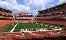 (2) Pittsburgh Steelers @ Cleveland Browns Tickets * Lower level * Stock# 146/25