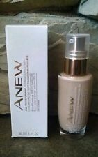 "Avon ANEW Foundation Makeup IVORY or LIGHT BEIGE  Full Size FRESH  ""BRAND NEW"""