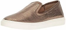Vince Camuto Ash Bronze Becker Embossed Slip-On White Sole Sneaker