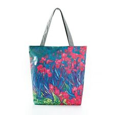Floral Printed Casual Single Strap Large Capacity Beach Bag For Women