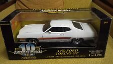 1970 Ford Torino GT Limited Edition  ERTL American Muscle Die Cast 1/18 scale