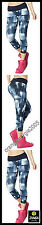 ZUMBA Hot in Here Capri leggings (with Zumba Logo in Pink Accent) Flattering Fab