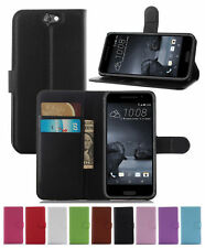 Luxury Magnetic Litchi Leather Wallet Flip Stand Pouch Cover Skin For HTC One A9