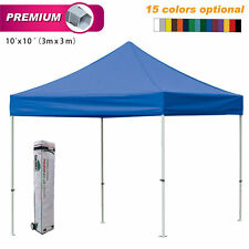 Eurmax Ez Pop Up Tent 3x3m Commercial Premium Instant Gazebo Marquee Party Shade