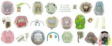 Fisher Price SWING Replacement Pad Adaptor Straps Motor Toys Toybar Canopy PARTS