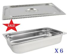 1/2 150mm Gastronorm Pan