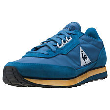 Le Coq Sportif Azstyle Vintage Mens Trainers Blue New Shoes