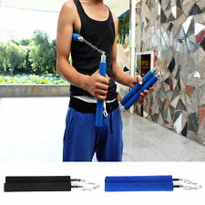 Martial Arts Practice Foam Sponge Training Nunchucks Durable Padded Nunchuck VE