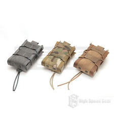 Genuine High Speed Gear Taco Molle Modular Single Rifle Mag Pouch