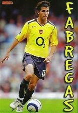 MATCH football magazine player picture poster Arsenal - VARIOUS (Lot 02)