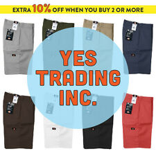 "Dickies Mens 13"" Multi-Pocket Pocket Loose Fit Work Shorts Style # 42283 28""-54"""